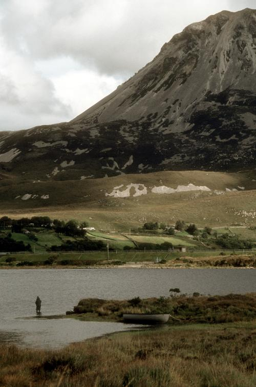 Errigal Mountain, Donegal 2