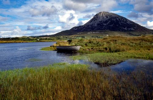 Errigal Mountain, Donegal 1